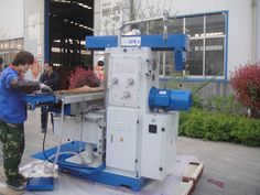 Conventional milling The Servomill represents a new generation of advanced milling machines that are operated like a conventional machine Horizontal Milling Machine, Machine Tools