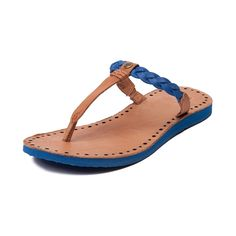 Shop for Womens UGG Bria Sandal in Blue at Journeys Shoes.