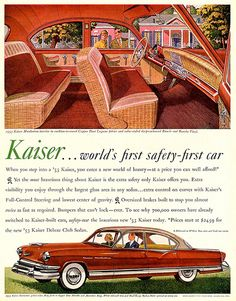 1953 Kaiser.