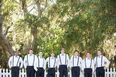 Real NC Beach Wedding at Shoals Club on Bald Head Island - Southern Bride & Groom