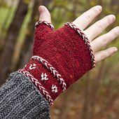 latvian fingerless mittens Ravelry: Pattern Search