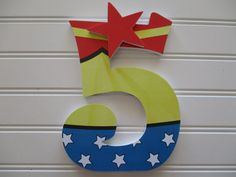 Hey, I found this really awesome Etsy listing at https://www.etsy.com/listing/288581097/wonder-woman-girl-superhero-theme-number