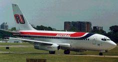 Historias Individuales: LV-ZTI Boeing 737-228 c/n 23002/937
