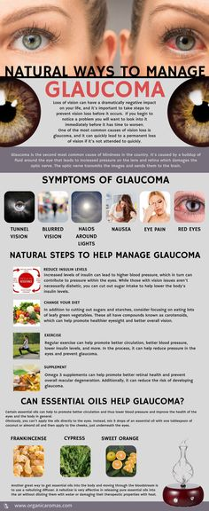 Another option that many swear by is the use of essential oils to combat glaucoma. The idea is simple – certain essential oils can help to promote better circulation and thus lower blood pressure and Natural Treatments, Natural Cures, Natural Health, Doterra, Easential Oils, Healthy Eyes, Kidney Health, Alternative Health, Health Facts