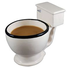 Taza Toilet Multiusos, de cerámica