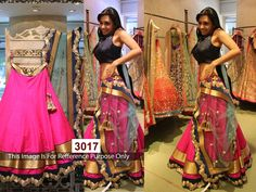 Buy This Bollywood Lehenga : http://gunjfashion.com/ Watsapp Now : 90998 23943