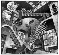 8   Скачать архив с работами голландского графика Маурица Корнелиса Эшера   ARTeveryday.org