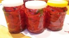 Pickling Cucumbers, Pesto, Pickles, Salsa, Mason Jars, Food And Drink, Drinks, Home Canning, Red Peppers