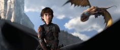 "I love how Hiccup is just like ""oh ho, not today, sweetheart"" <--- yep :D << He puts the sheep in Astrid's basket. Apparently Astrid is tough and can defend herself, but she seems to not have any luck with dragon racing...."