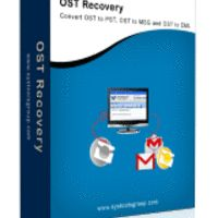 Repair OST file & Convert OST to PST to easily read Outlook emails on off-line.