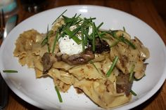 Wagyu Beef Stroganoff at The Copper Onion, Salt Lake City. This is the dish you must order at TCO. Wagyu Beef, Beef Stroganoff, Secret Recipe, Salt Lake City, The Dish, Onion, Copper, Dishes, Chicken