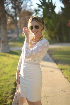isabel marant X H&M lace top