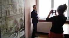 Zajęcia filmowe, styczeń 2015, ćwiczenia przed realizacją dokumentu