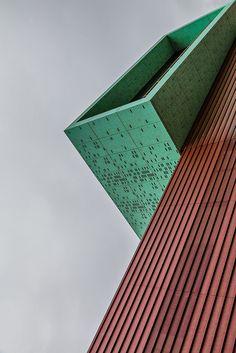 Green Cube, via Flickr.