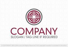 Pre-designed logo 6674: Linear Medical Cross Logo