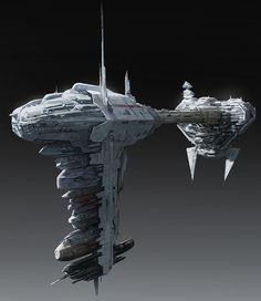 Star Wars Rebellen, Nave Star Wars, Star Wars Ships, Star Wars Spaceships, Spaceship Design, Lego Spaceship, Capital Ship, Star Wars Vehicles, Star Wars Concept Art