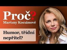 Proč? Martiny Kociánové: Humor, třídní nepřítel? - YouTube Humor, Martini, Youtube, Humour, Funny Photos, Funny Humor, Comedy, Martinis, Youtubers