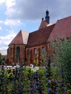 Jüterbog, Klostergarten am Kulturquartier Mönchenkloster