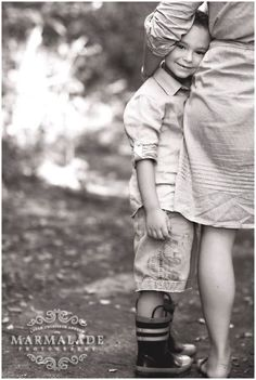 There is something so wonderfully timeless about this darling capture.