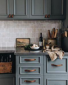 Design Blog, The Design Files, Teal Cabinets, Kitchen Cabinets, Tidy Kitchen, Kitchen Decor, Kitchen Ideas, Kitchen Tile, Kitchen Colors