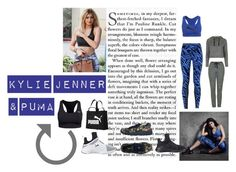 """""""Untitled #37"""" by ellma94 ❤ liked on Polyvore featuring Puma, Topshop and NIKE"""