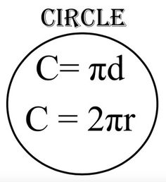 how to work out circumference using diameter