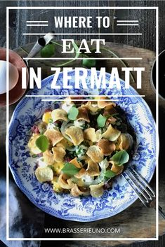 Where to eat in Zermatt: Click to discover the newest restaurant in the ski village of Zermatt in Switzerland. Delicious international menu with vegan, vegetarian and gluten free options. #zermatt #restaurant #vegan #village #travel Roasted Baby Potatoes, Sweet Corn Soup, Roasted Pear, Tasting Menu, Roasted Peppers, Zermatt, Dinner Menu, Food Allergies, Vegan Vegetarian