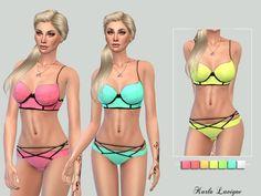 Karla Lavigne's Niki Swimsuit