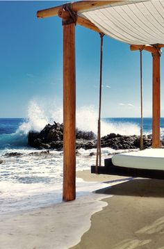 """The Romantic Hotel """"One and Only"""", Los Cabos, Mexico San Jose Del Cabo, Cabo San Lucas, Gazebo, Pergola, Beach Hotels, Hotels And Resorts, Beach Resorts, One And Only, Oh The Places You'll Go"""
