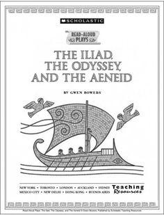 Gilgamesh, the Illiad, the Aeneid