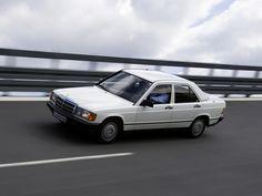 Mercedes-Benz 190 E (W201) '1982–88