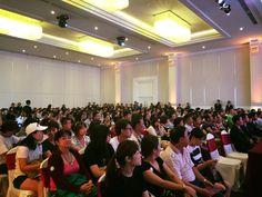 Lễ Công Bố Dự Án Căn Hộ Hưng Phúc Happy Residence Phú Mỹ Hưng ngày 11/10/2015, với 500 khách hàng tham dự và 142 căn hộ được rao bán, 99% căn hộ đã có chủ nhân trong vòng 45 phút