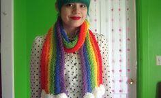 Finger Knitting | Lavorare a maglia