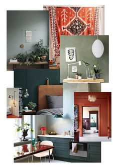 Moodboard for our bedroom