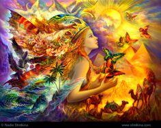 Fantastic World by Fantasy-fairy-angel