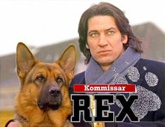 Komissar Rex - i loved this show!!