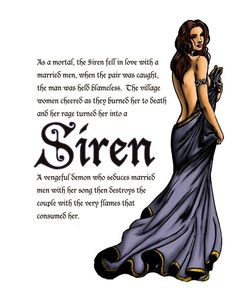 Charmed Series Book of Shadows: The Siren » Metaphysic Study