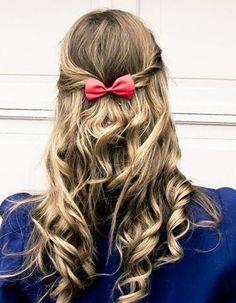 Coiffure cheveux bouclés longs automne-hiver 2016 - Cheveux bouclés : quelques idées de coiffures pour les sublimer  - Elle