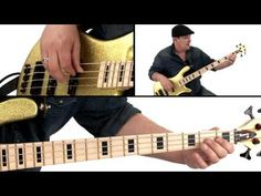 Bass Guitar Lesson - Fast Finger Funk - Andy Irvine - YouTube