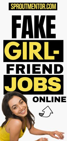 Getting paid to be an online girlfriend is one of the best work at home online jobs for college students. This worldwide online job can be done from any remote location by anyone even without any special skills. It is one of the best ways to make money online jobs for students who love to meet strangers and make friends or connections with them! Online Jobs For Students, Student Jobs, College Students, Hiring Now, Jobs Hiring, Way To Make Money, Make Money Online, Online Girlfriend, Internet Jobs