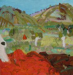 """""""Ormiston Oil on Canvas"""
