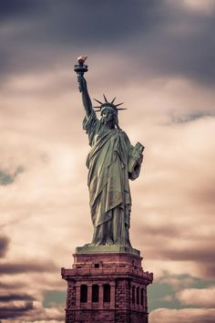 Lady Liberty, New York City
