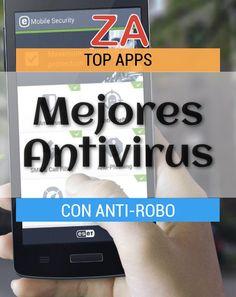7 Mejores Antivirus Para ANDROID – 2016 (Con Anti-Robo) http://www.zonatopandroid.com/mejores-antivirus-android/