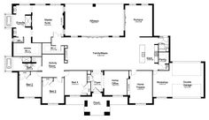 Riverview 48 - Acreage Level - Floorplan by Kurmond Homes - New ...