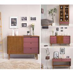Você sonha em levar um toque vintage-chique para dentro de casa? Então aposte na coleção Charme da MMM.