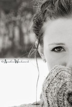 Annelise Woodward | Photography: Boise Idaho Portrait Photographer: Winter Wonderland