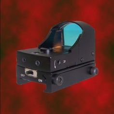 NCStar DDAB Tactical Red Dot Mini Reflex Sight - Black by NcStar. $55.01. NCStar DDAB Tactical Red Dot Mini Reflex Sight - Black  The perfect Tactical Red Dot sight for use with a magnified scope, for aquiring closer targets. The size and light weight of this site makes it perfect for competition shooting pistols. The LED (Light Emitting Diode) 100% safe for and easy on the eyes Includes everything you need to get started.  Mil Specs:  Anodized Aluminum body - Black Heads up ...