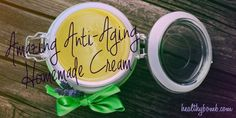 This amazing anti-aging homemade face cream helps you get rid of wrinkles in just 7 days  Aging makes you mature and intelligent, but also brings quite a few health problems. One of the most common problems is the occurrence of wrinkles on the face. Wrinkles always have a negative effect on a person's appearance, leaving most often the impression that one is older than in reality.