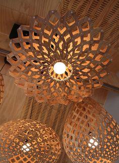 David Trubridge Flax Pendant Light | 2Modern Furniture & Lighting