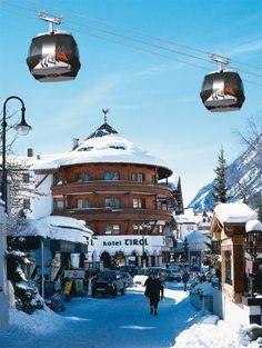 Lekker wintersporten in Ischgl Austria, Snow Fun, Ski Season, Ski Chalet, Winter Scenery, Hotels, Travel Light, Beautiful Places To Visit, Winter Sports